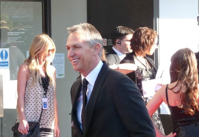 Gary Lineker as seen in April 2009