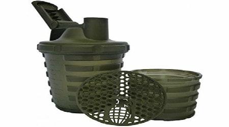 Grenade Shaker Bottle Review