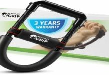 Hercules Grip Hand Wrist and Forearm Strengthener Review