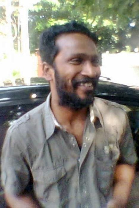 Indian film director Vetrimaaran as seen in 2011