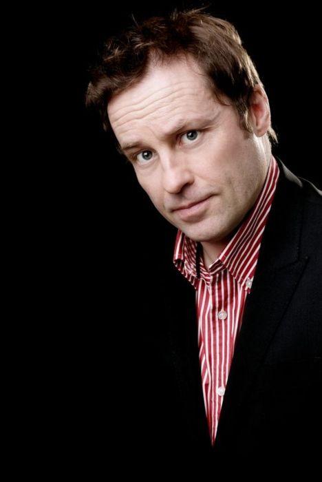 Irish comedian and actor Ardal O'Hanlon