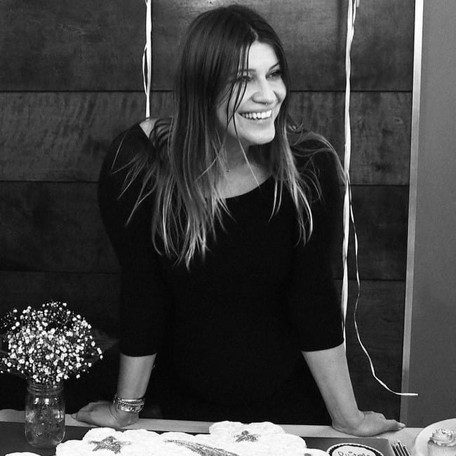 Ivana Miličević in an Instagram post as seen in March 2018