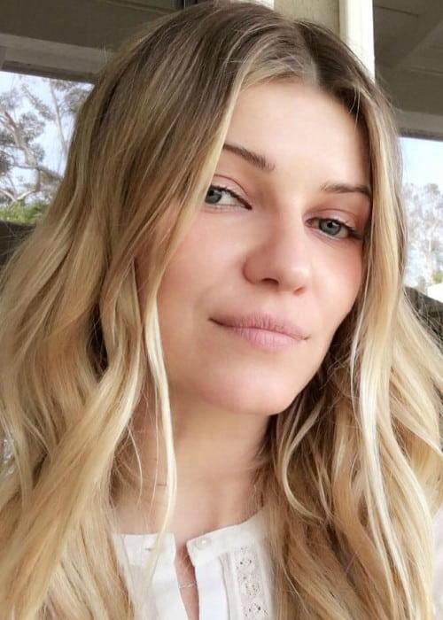Ivana Miličević in an Instagram selfie as seen in March 2016