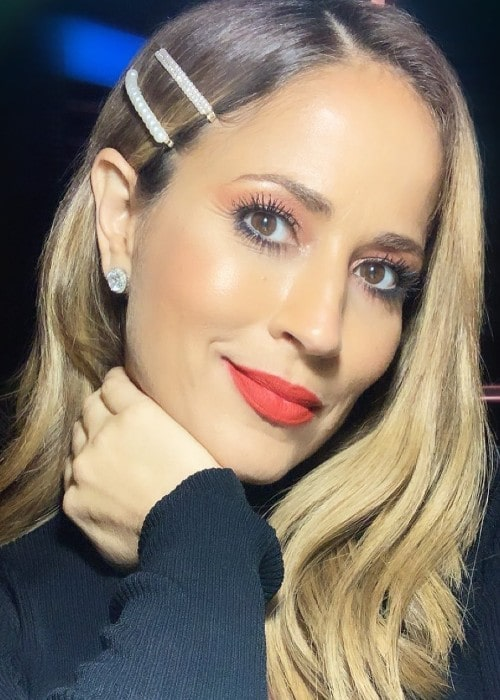 Jackie Guerrido as seen in June 2019