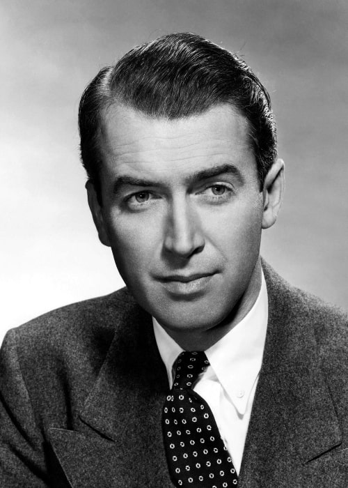James Stewart as seen in a publicity photo