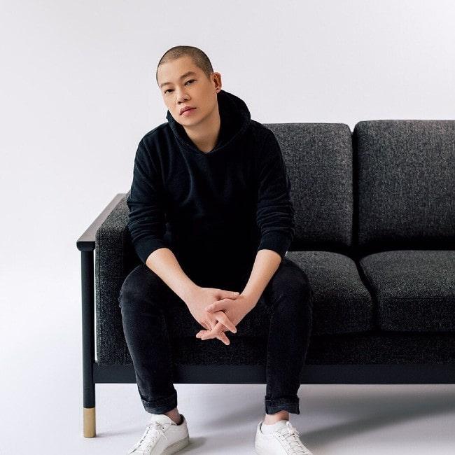 Jason Wu as seen in June 2019