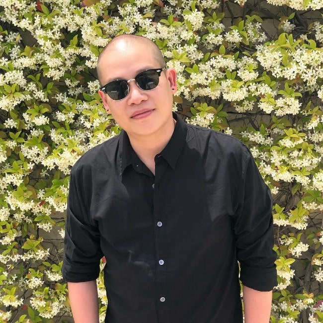 Jason Wu as seen in May 2019