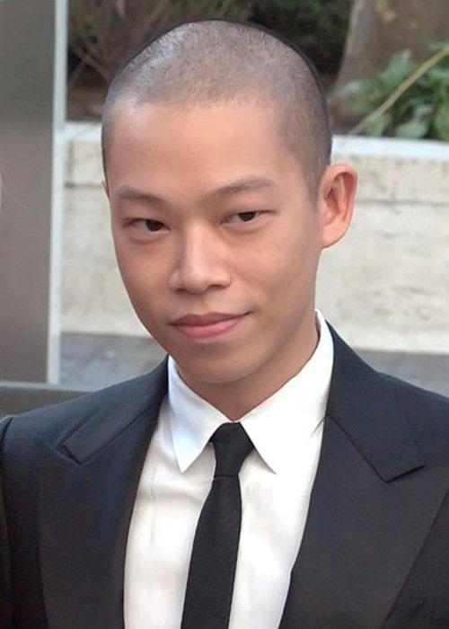 Jason Wu as seen in September 2009