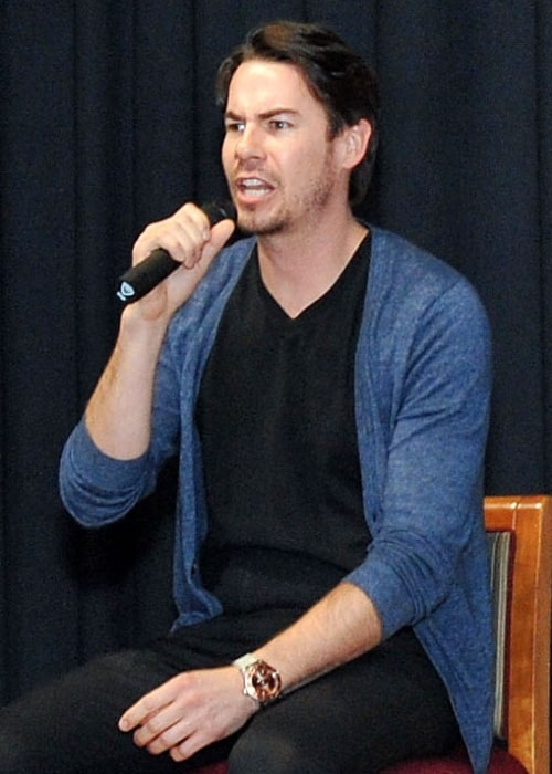 Jerry Trainor as seen while speaking at the Joint Base McGuire-Dix-Lakehurst 2012
