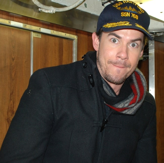 Jerry Trainor in a picture taken in Groton, New London County, Connecticut, United States on January 11, 2012