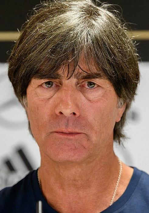 Joachim Löw as seen in June 2018