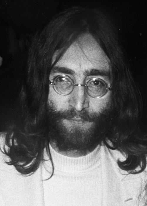 John Lennon as seen in March 1969