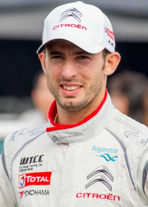 José María López as seen in a picture taken on September 25, 2014 at the Suzuka International Racing Course