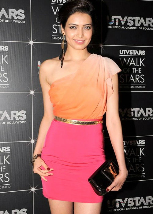 Karishma Tanna during an event in May 2012