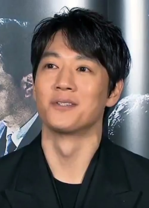 Kim Rae-won as seen during an event in 2017