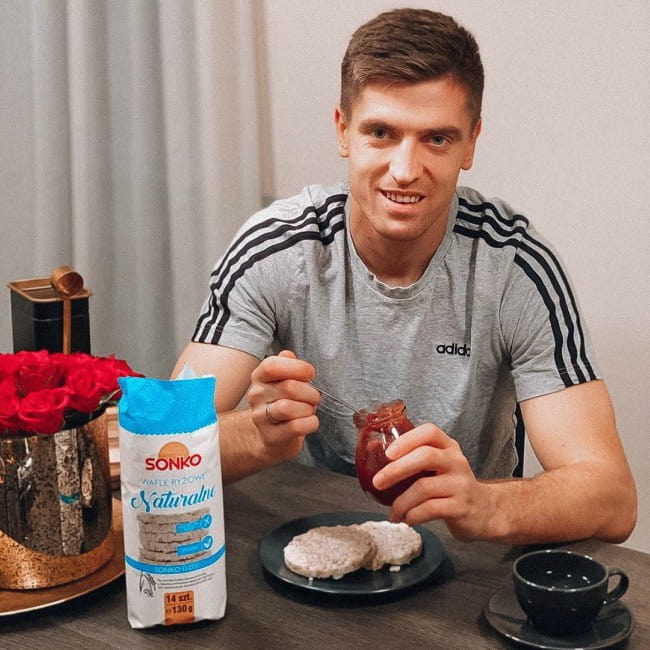 Krzysztof Piątek as seen in December 2019