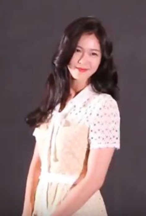 Kyung Soo-jin as seen in July 2016