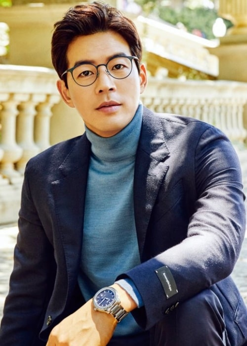 Lee Sang-yoon as seen in August 2018