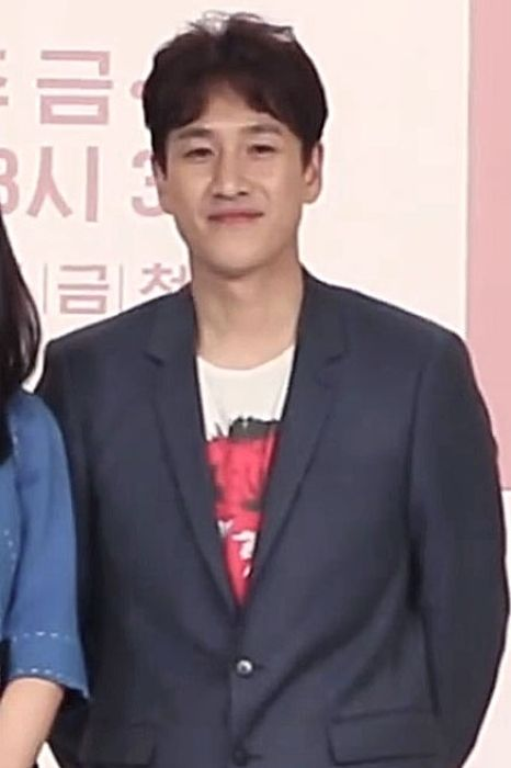 Lee Sun-kyun as seen in 2016