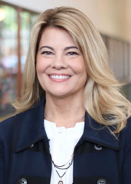 Lisa Whelchel in an Instagram post as seen in June 2019