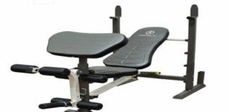 Marcy Folding Weight Bench Review