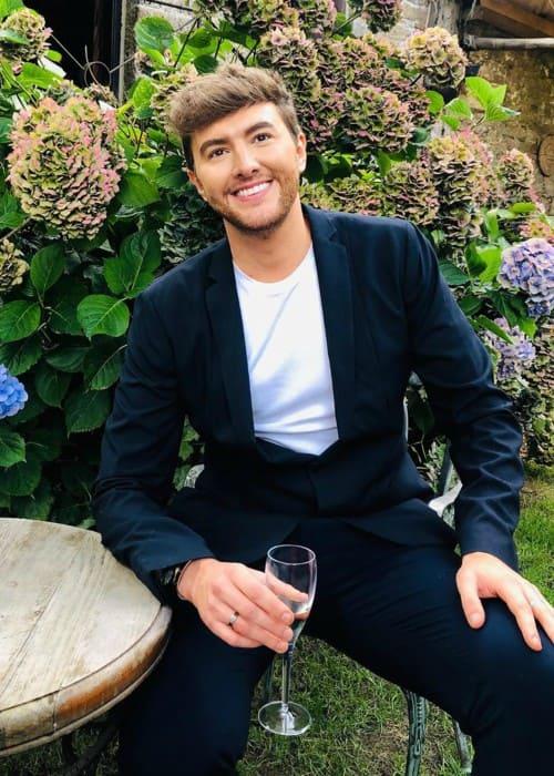 Mark Ferris as seen in September 2018