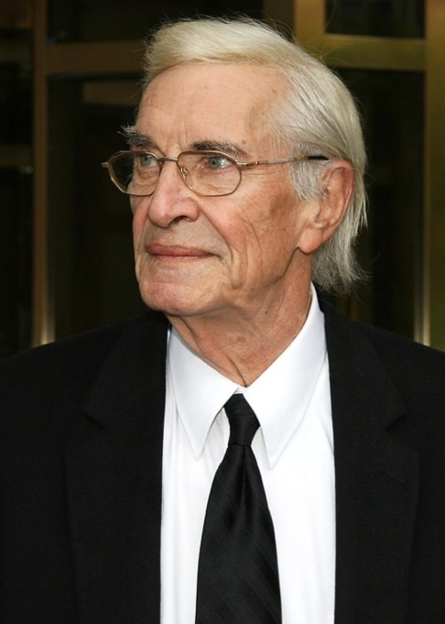 Martin Landau as seen in a picture taken at the 2008 Toronto International Film Festival in September 2008