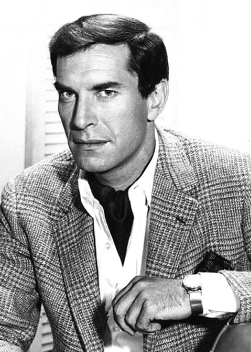 Martin Landau as seen in a picture taken for the TV show Mission Impossible in 1968