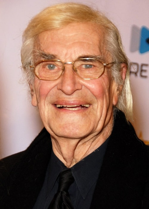 Martin Landau as seen in a picture taken while attending the _Night of 100 Stars_ for the 82nd Academy Awards viewing party at the Beverly Hills Hotel, Beverly Hills, CA on March 7, 2010