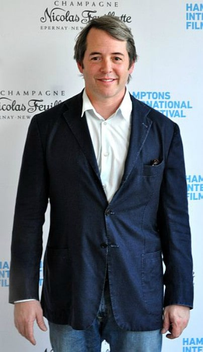 Matthew Broderick at the 19th Annual Hamptons International Film Festival in October 2011