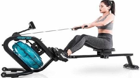 Merax Water Rowing Machine Review