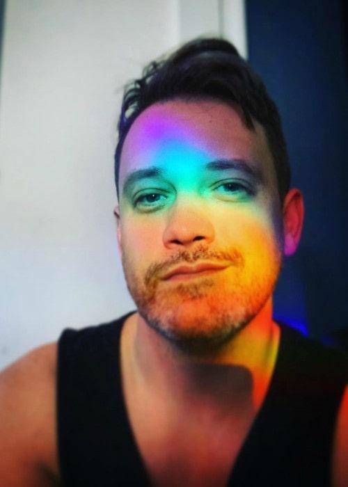 Michael Arden as seen in June 2019
