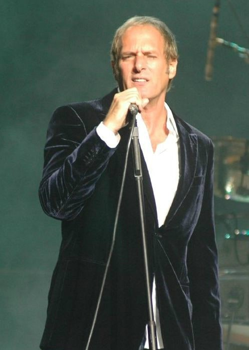 Michael Bolton as seen in October 2006