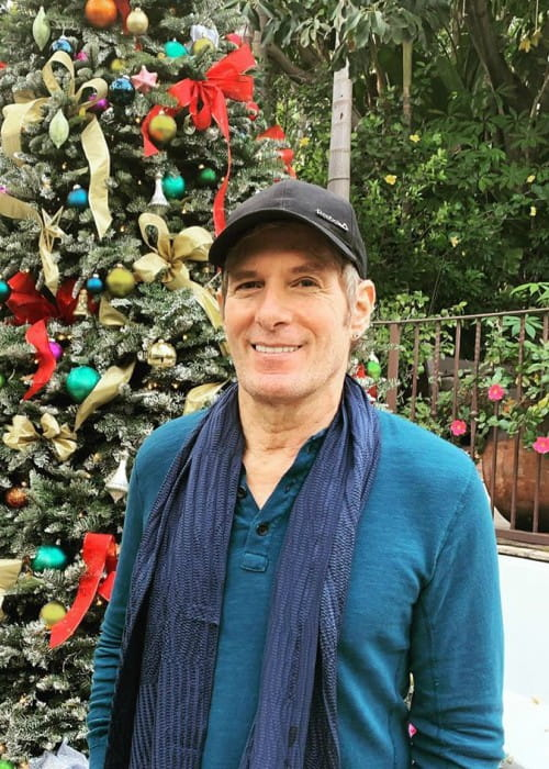 Michael Bolton in an Instagram post as seen in December 2019