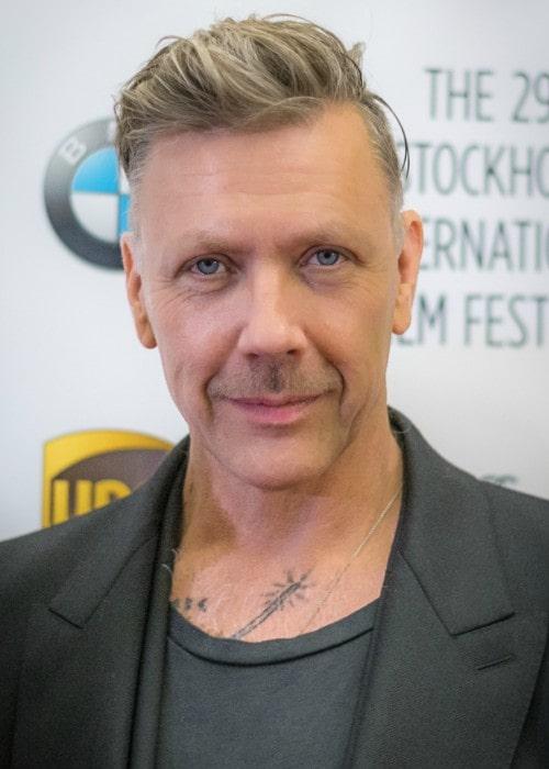 Mikael Persbrandt during the Stockholm International Film Festival in November 2018