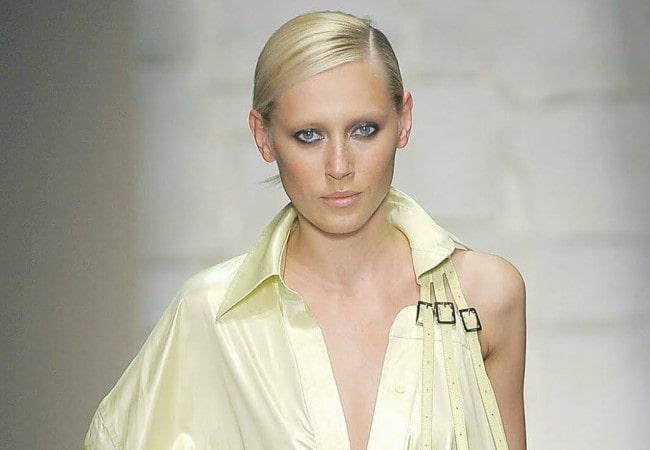 Model Colette Pechekhonova