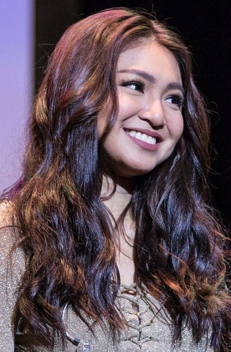 Nadine Lustre as seen in 2016