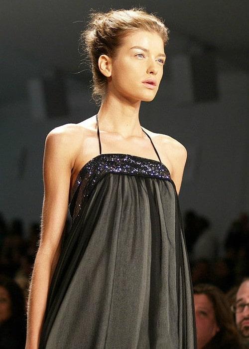 Nataliya Gotsiy modeling in Doo.Ri Spring 2007 show