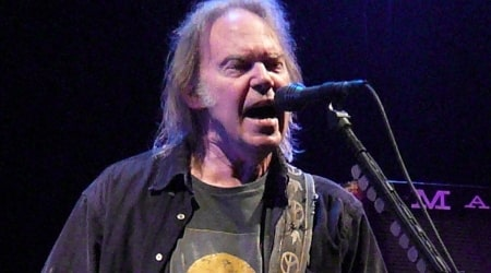 Neil Young Height, Weight, Age, Body Statistics