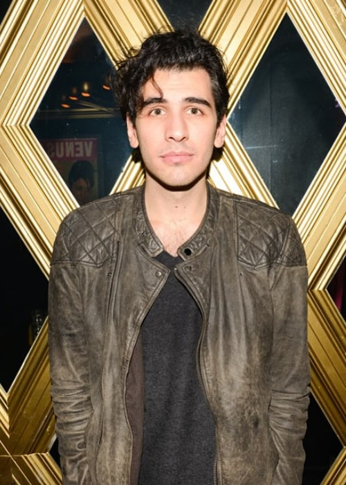 Nick Simmons as seen in an Instagram Post in February 2015