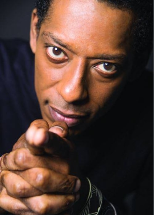 Orlando Jones as seen in a close up picture that was uploaded to his official Facebook account on February 7, 2016