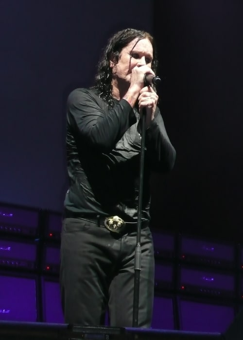 Ozzy Osbourne in concert, Melbourne, Australia on March 15, 2008