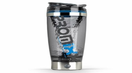 PROMiXX iX (2020 Model) Battery Powered Electric Protein Shaker Review