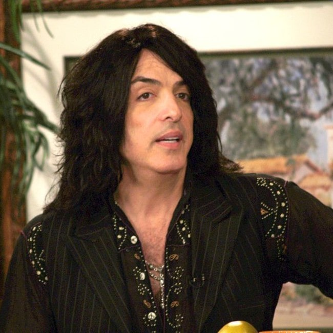 Paul Stanley as seen in March 2008