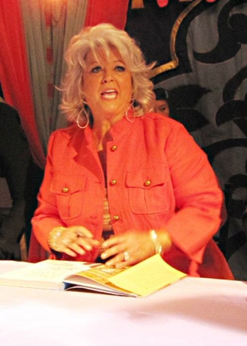 Paula Deen at Women's Conference in 2010