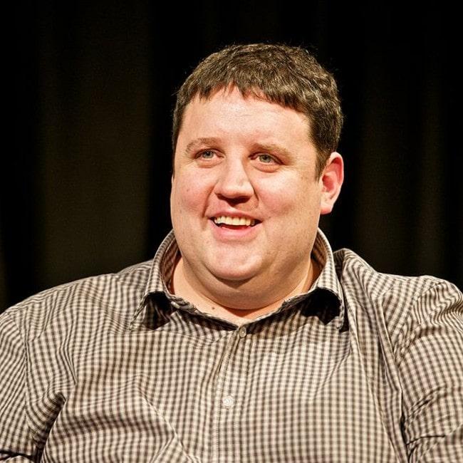 Peter Kay as seen in December 2012