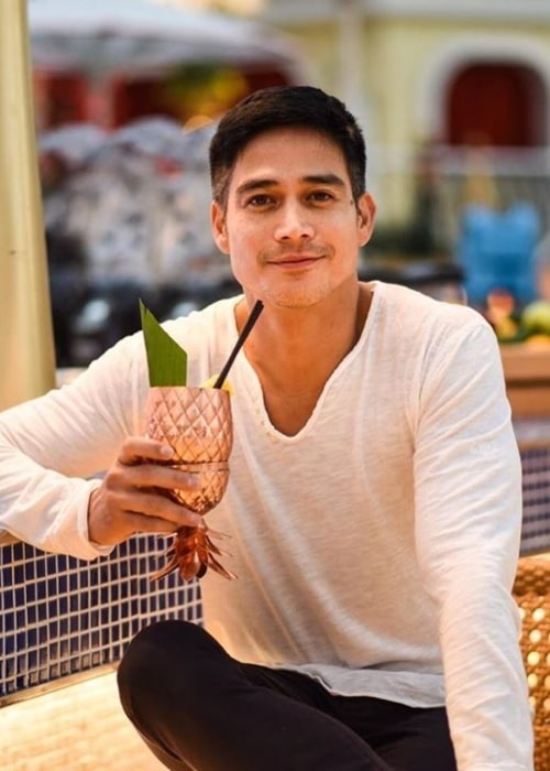 Piolo Pascual as seen in a picture taken in January 2020 at Cove Manila