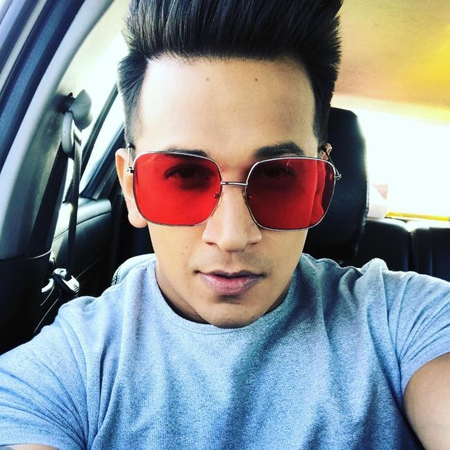 Prince Narula as seen in November 2018