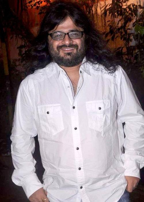 Pritam Chakraborty at Cocktail's success bash in 2012