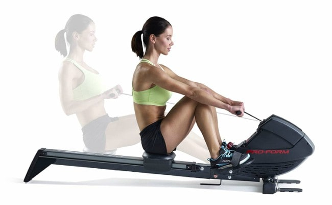 ProForm 440R Rower Workout